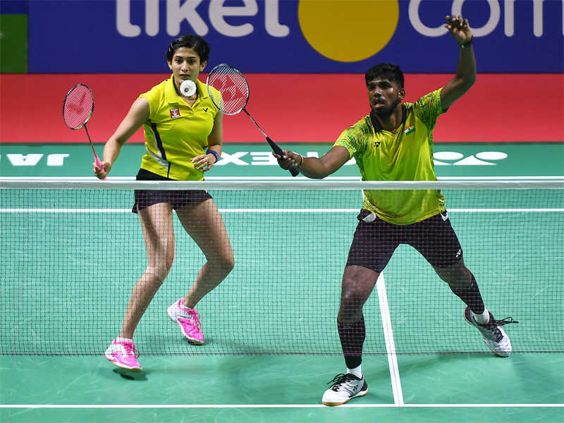 Thailand Open: Indian doubles teams lose in semifinals: hi INDiA Indian challenge came to an end after the two doubles teams lost their semifinal matches in the Thailand Open BWF Super-1000 tournament in Bangkok on Saturday. The… https://t.co/Gwb167vWuX | https://t.co/Vhb7EKELqw https://t.co/pFy94UzQbJ