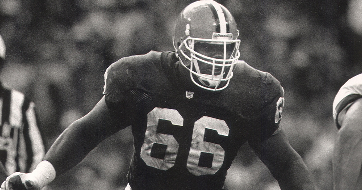 We're saddened by the passing of Tony Jones, who spent the first 8 of his 13 memorable NFL seasons in Cleveland. Our love and thoughts are with the Jones family.  📰 »