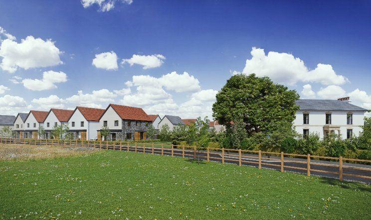 Chocks away as #Gloucester housebuilder @NewlandHomes' latest #development prepares for take off:   #Gloucestershire #housing