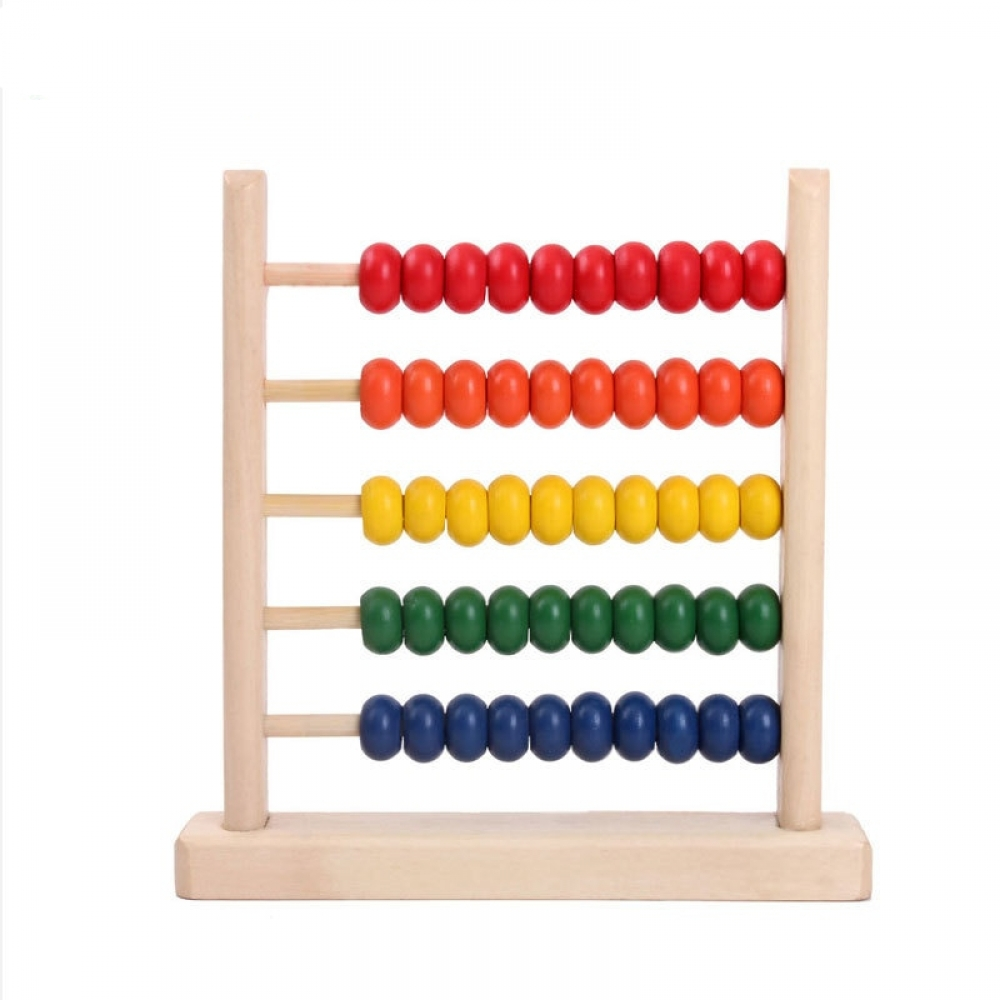 Math Learning Wood Abacus  #kid #kids #baby #Science