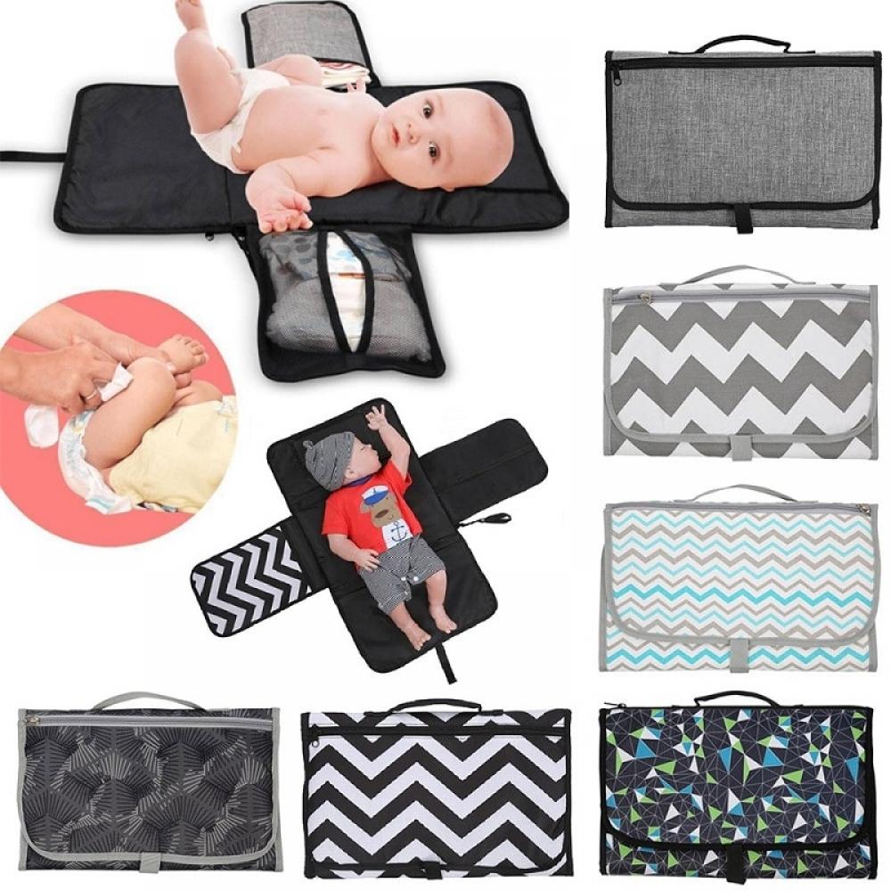 #baby #newbornphotography Cambiador de Pañales Impermeable Portátil 3 en 1
