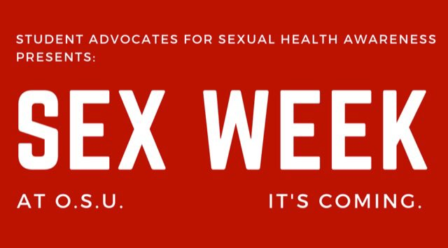 #SexEdWontTeachYou but Ohio Sex Week 2021 will. I'm speaking on how to get savvy about online dating. More details watch this space #OSU @SASHA