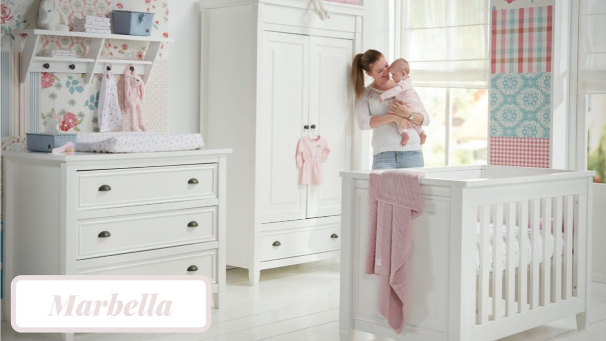 New to the Charnwood collection, Marbella's exquisite detailing twinned with European grandeur makes the furniture set a perfect choice!  FREE delivery on all Charnwood full furniture sets.    #coventry #leamingtonspa #babystore #nurseryfurniture #baby