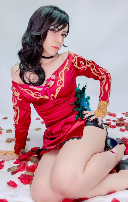 1 pic. Cinderfall lewd photos from RWBY on my Onlyfans. <3333  link is below!! https://t.co/jvWJg5PO