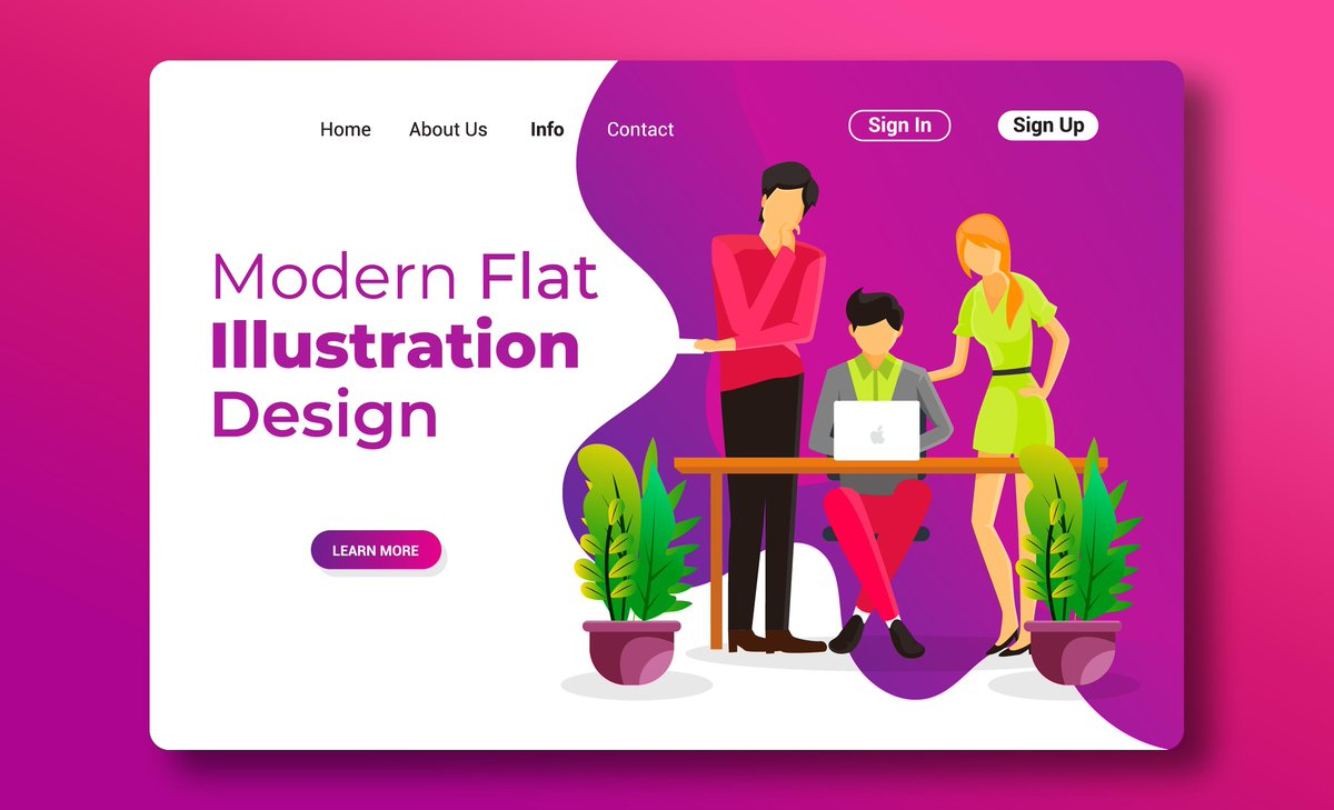 I will Create Modern #flat #modern #web #ui #illustration any #design for your Website and mobile app feel free to contact me   #SVT_IN_COMPLETE #HOSHI #minghao #jeonghan #SexEdWontTeachYou #26JanDelhiChalo #RadicalLeftistAgenda #EuphoriaHBO #SLvENG #Sibley