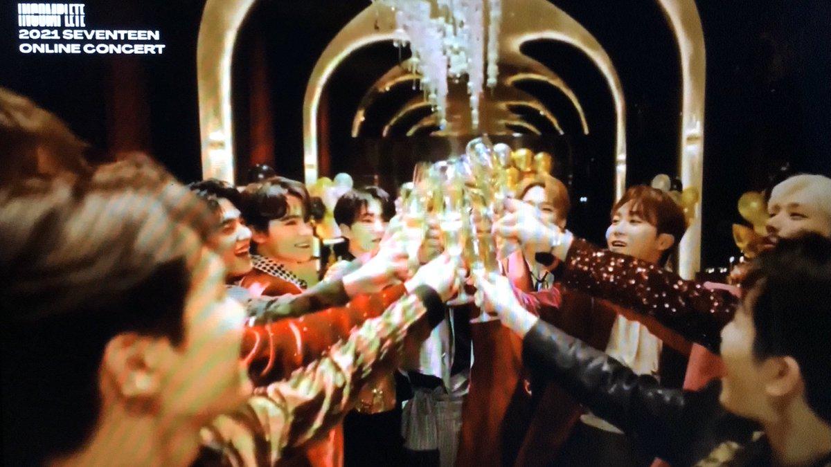 seventeen carat party  #SVT_IN_COMPLETE