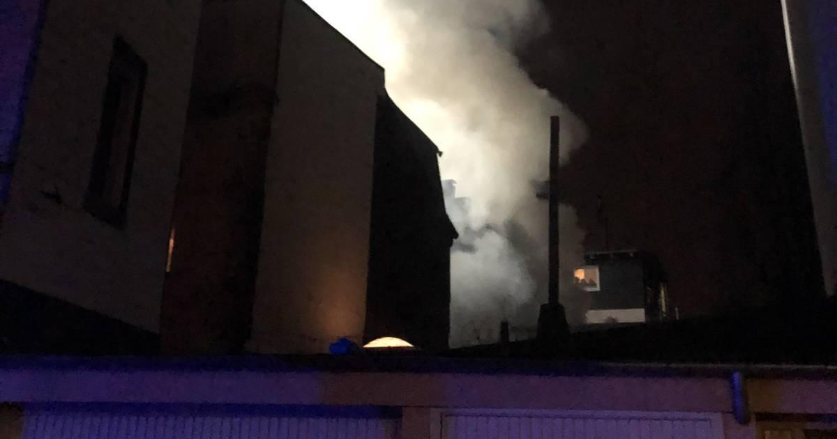#Brand in #Krefeld - Familie mit Glück im Unglück