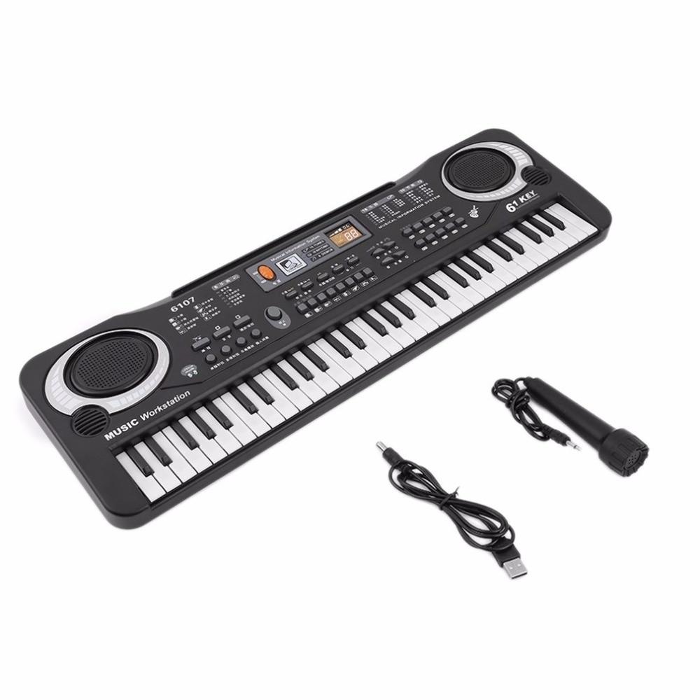 #cute #summer #likeforlike 61 Keys Digital Electronic Keyboard