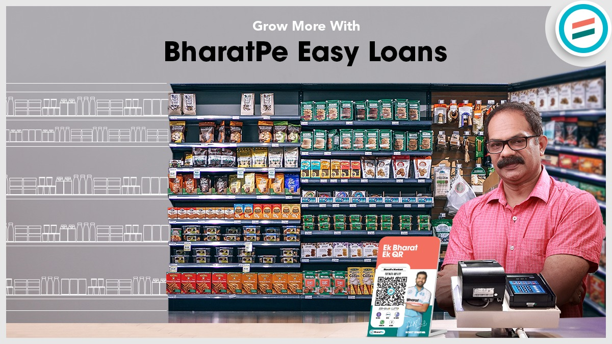 Expand your business, don't stop your growth. Get instant loan with BharatPe.  Download Now -->   #EasyLoans #BharatLoan #nocollateral #UPI #BusinessGrowth #Business #businessexpenses #easyloan #quickloan