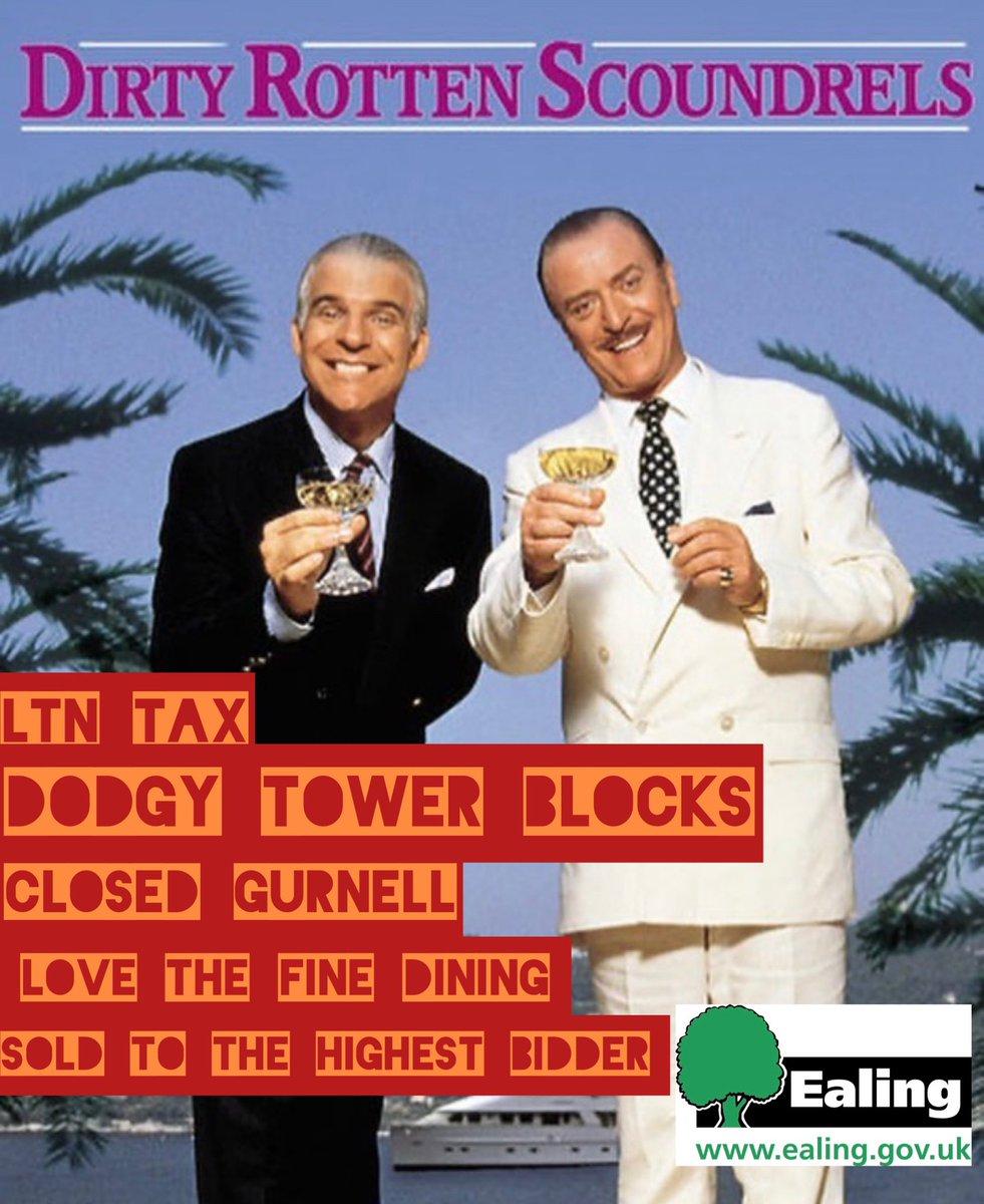@juliangbell @P_DriscollW5W13 @fayblock @VirendraSharma @JasbirAnand2 @PaulConlanUK the cover for your next manifesto. @EalingOne @TheBroadwayUB1 @CentrAct1 @WestEalingNews  LTN tax shambles. Coming to a road near you. #Accountability