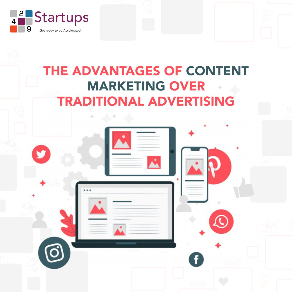 #Content #marketing is a strategic marketing approach focused on creating and distributing valuable, relevant, and consistent content not explicitly to promote a #brand but to attract and retain a clearly-defined audience to stimulate interest in its products or services.