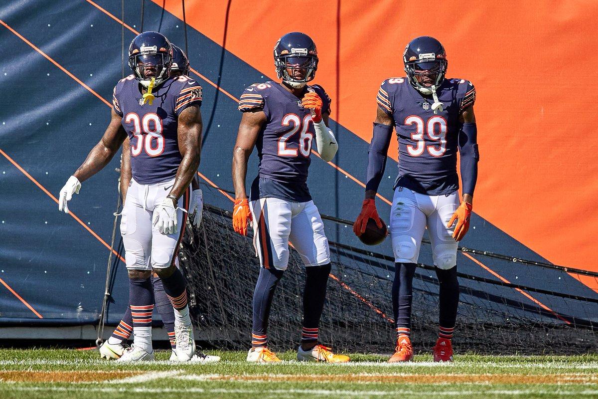 The Bear's Den, January 23, 2021  The greatest link dump in all of @ChicagoBears history! #Bears #DaBears #NFL