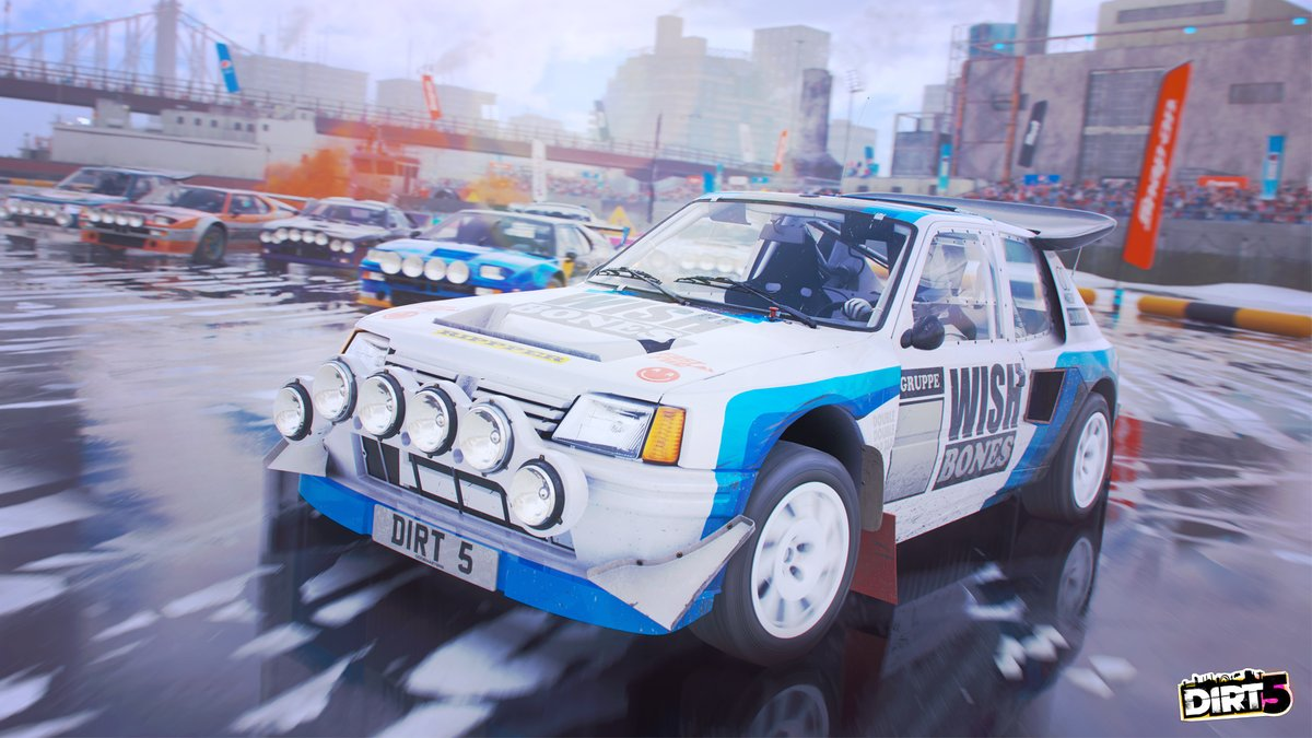 Ice Breaker events in #DIRT5 aint for the feint of heart 😨   Thankfully, @RacingGamesGG and @ConnerSpeed6 have teamed up to deliver some handy tips to take you from 'Bambi on Ice' to 'Disney on Ice' ⛸️   Article |  Video |
