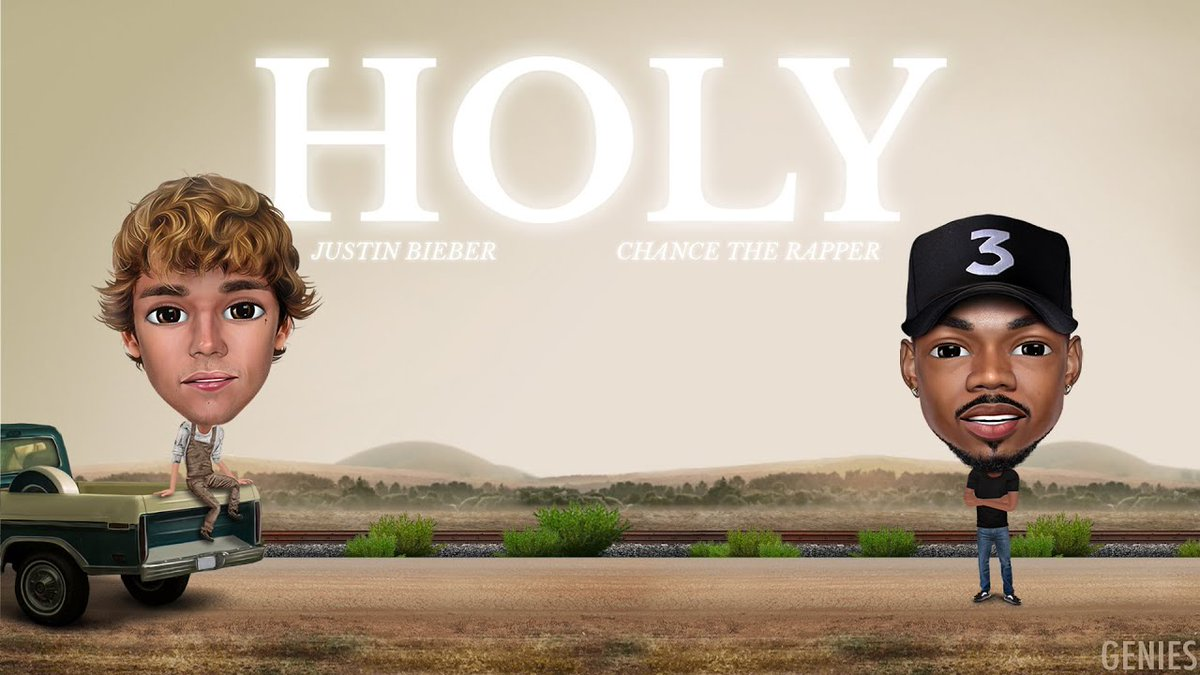 At no 20;  #NowPlayingOnMaxFM: #Holy by @justinbieber ft @chancetherapper   Live on #MaxWorldChartShow with @Ewoma_O   Listen online via   #Max1023FM #Max909FM #SaturdayVibes