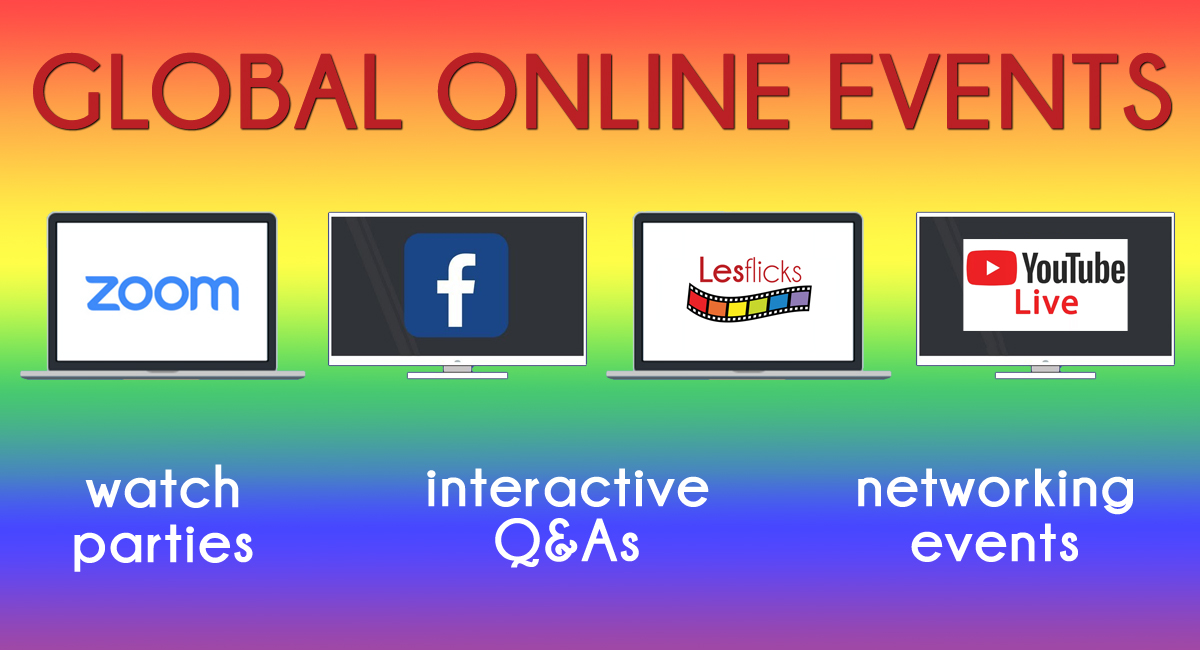 🌈Happy Saturday! Next week we've got a whole host of events lined up for you including our weekly #ThursdayThoughts, #SundaySeriesSocial, plus a special wlw movie #bingo night!  Which ones are you looking forward to?