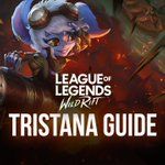 Image for the Tweet beginning: Meet Tristana, the Yordle Gunne,
