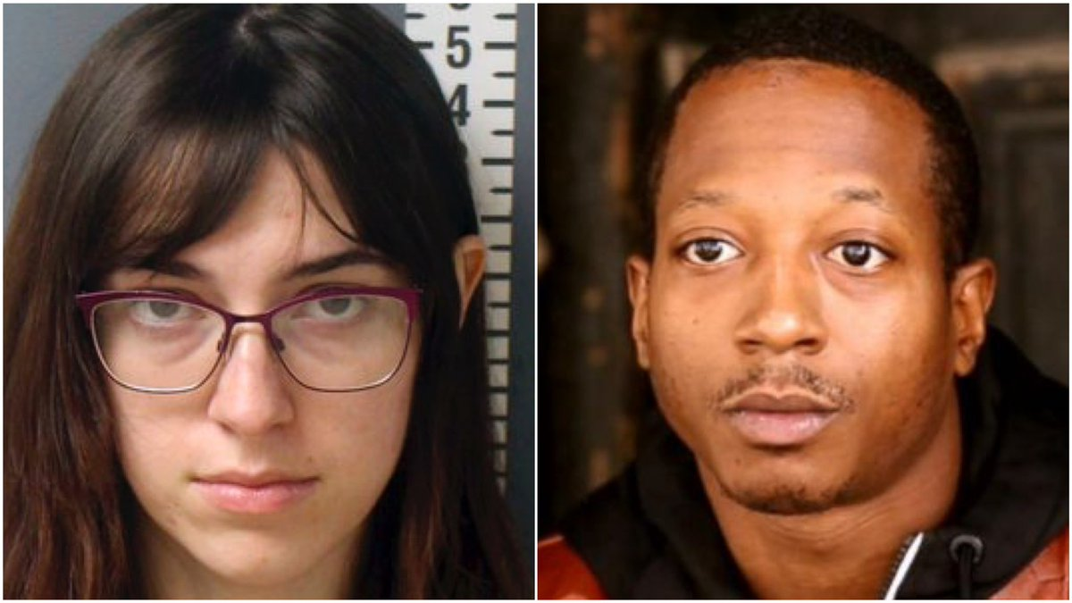 Riley Williams, 22, white: Broke into US Capitol in armed insurrection, stole a computer, tried to sell to Russia. Released in 72 hrs.  Kalief Browder, 17, Black: Allegedly stole a backpack. Held at Rikers Island for 3 yrs, no trial, 2 yrs solitary confinement. Committed suicide.