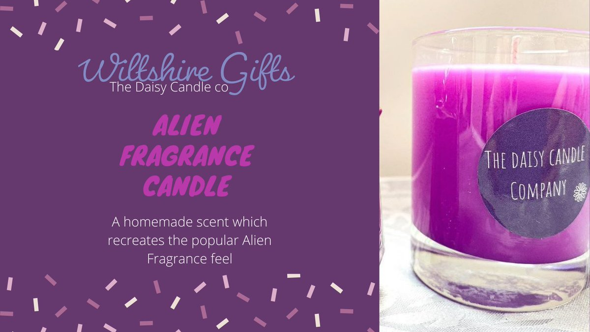 Featured Product: Alien Fragrance Candle    #Wiltshiregifts #Mylocalgifts #wiltshire #lovewiltshire #wiltshirelife #wiltshirebusiness #perfectgift #shoplocalbusiness #shopsmallonline #shoplocalonline  #candle #shoplocal #supportsmallbusiness #shophandmade
