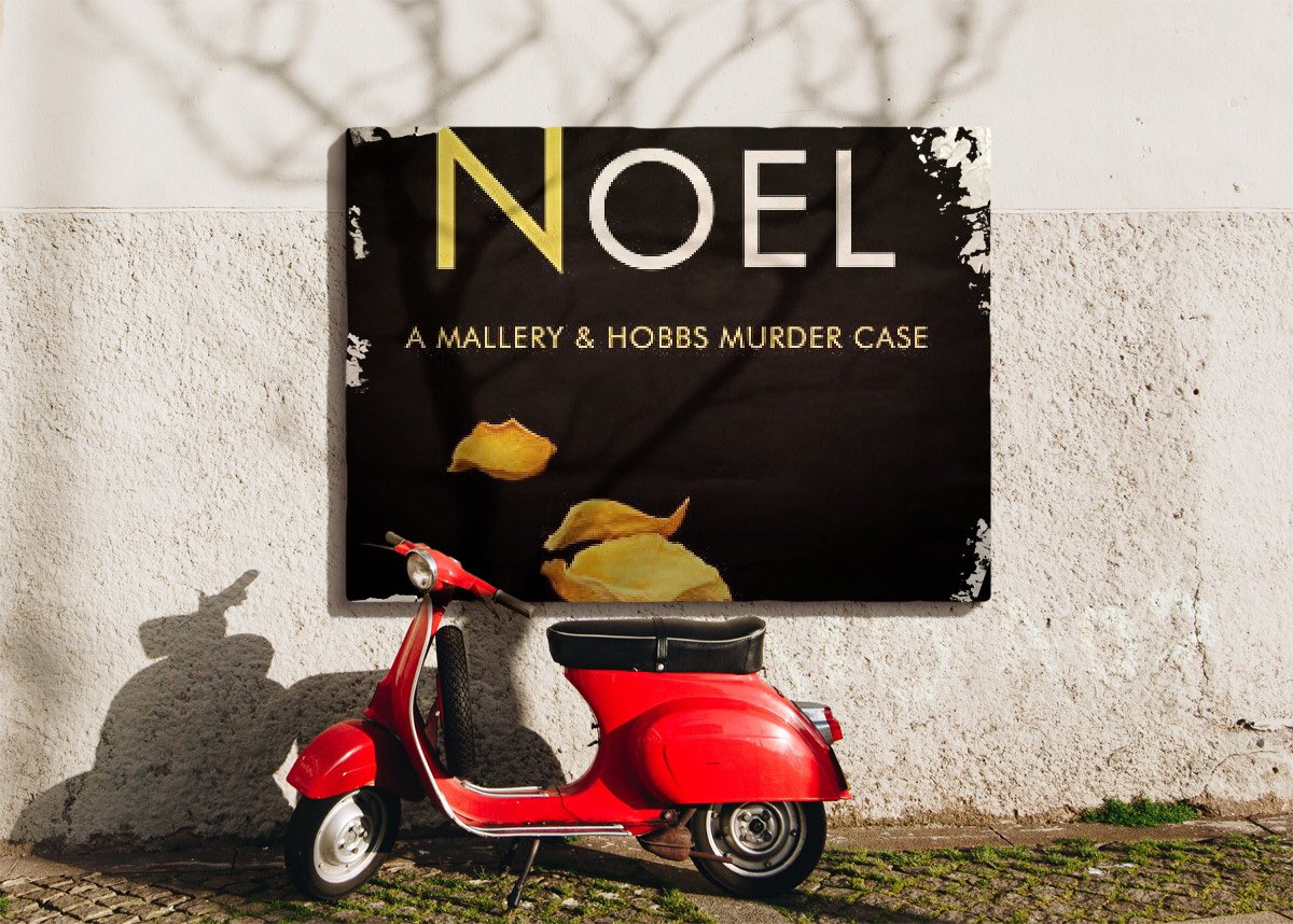 Mallery & Hobbs Book Two - A French Detective Murder Case #book #goodreads #BookBoost #read #KindleUnlimited #Writer #MYSTERY #SaturdayThoughts #France #novel #CrimeFiction