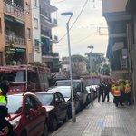 Image for the Tweet beginning: 🔴URGENT: Un incendi domiciliari al