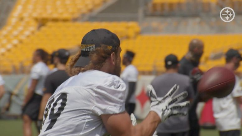 Vance McDonald Knew All Along 2020 Season 'Was Gonna Be The Last One'  #Steelers #NFL #HereWeGo
