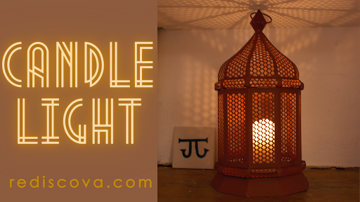 Warming #candle #light is what we need on these #cold #wintery #evenings & this #Moroccan #lantern creates such pretty light patterns & #warmth in a room.  Follow the link for more information