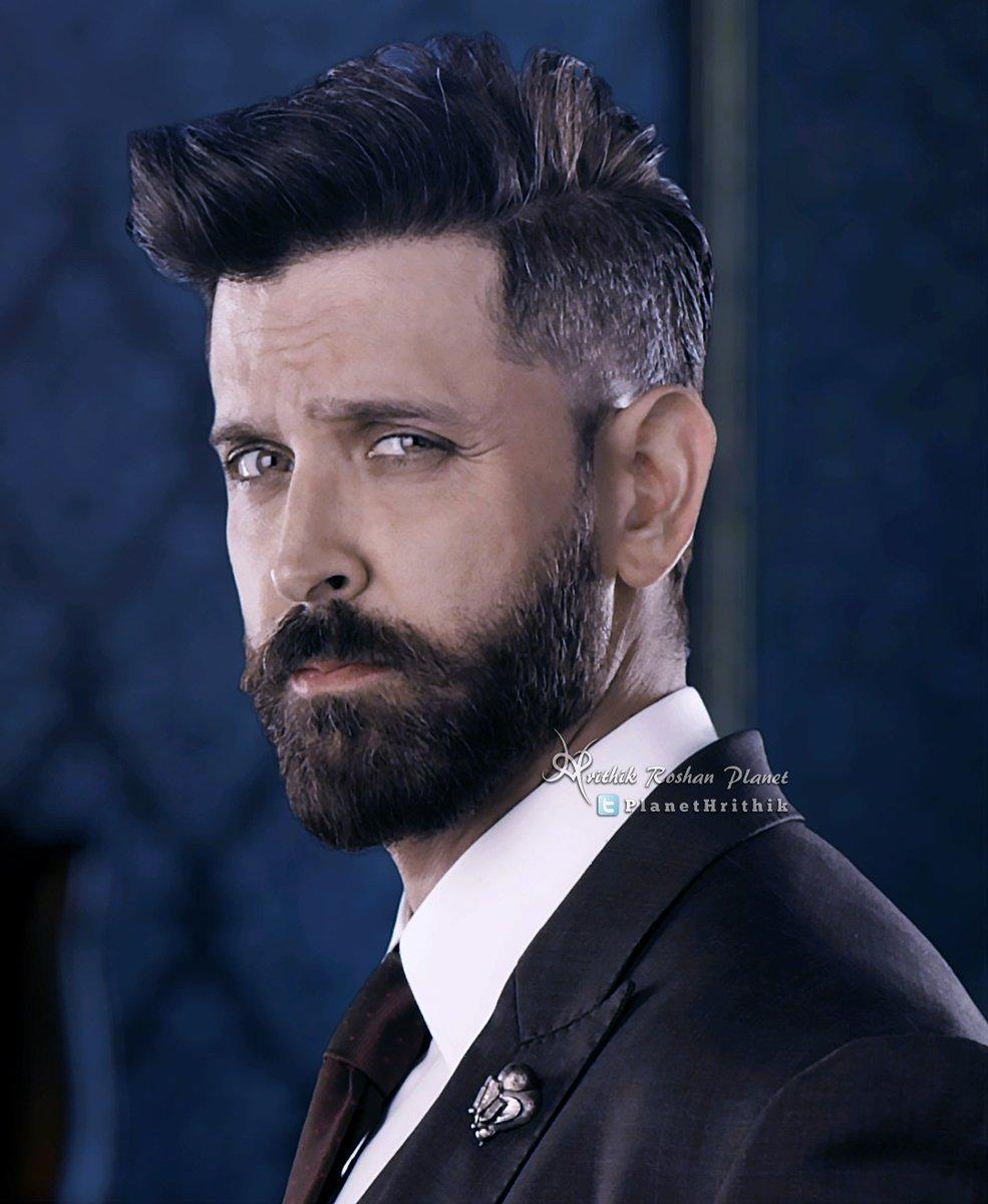 Hrithik Roshan Hairstyle Beardo Ad I Had This Extra Thumb Stokares