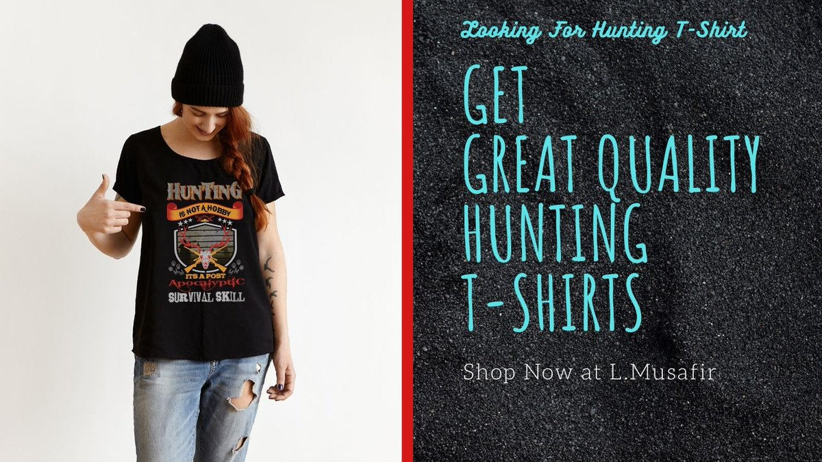 Amazing hunting T-Shirts for hunting-lovers. Dont miss it. It is for both #gents & the #Ladies . SHOP NOW 👉   #tshirt #fashion #tshirtdesign #style #tshirts #clothing #kaos #moda #shirt #design #hunters #hunting #hunt #hunter #huntinglife