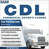 The CDL Commercial Driver's License: Exam Prep Study Guide    #AudibleBook #FreeAudible #StudyGuides #LearningResources #Bestseller