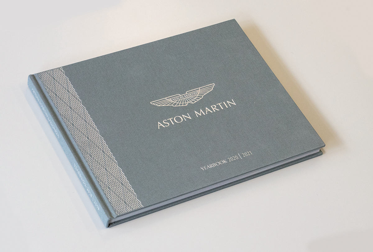 The launch of our 2020-21 Yearbook is almost here. A stunning collector's item curating our most exciting news from the past 12 months.  Pre order your copy here: https://t.co/pY9Zdy4zwZ   #AstonMartin #AMMagazine https://t.co/JnrbVlhvPO