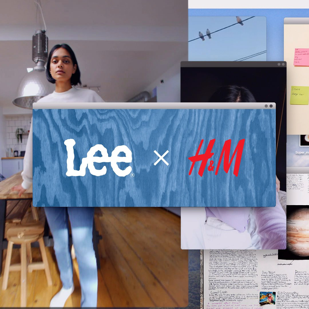 Zinnia Kumar joined the conversation and had a little chat with our CEO about the future of fast fashion. Watch all the conversations here:  #LEExHM #HM @zinniakumar