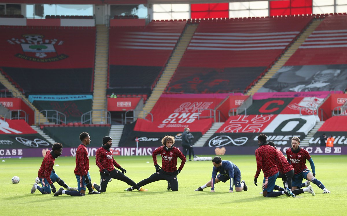 ⏱ T-minus 10 minutes...  🔜 #EmiratesFACup