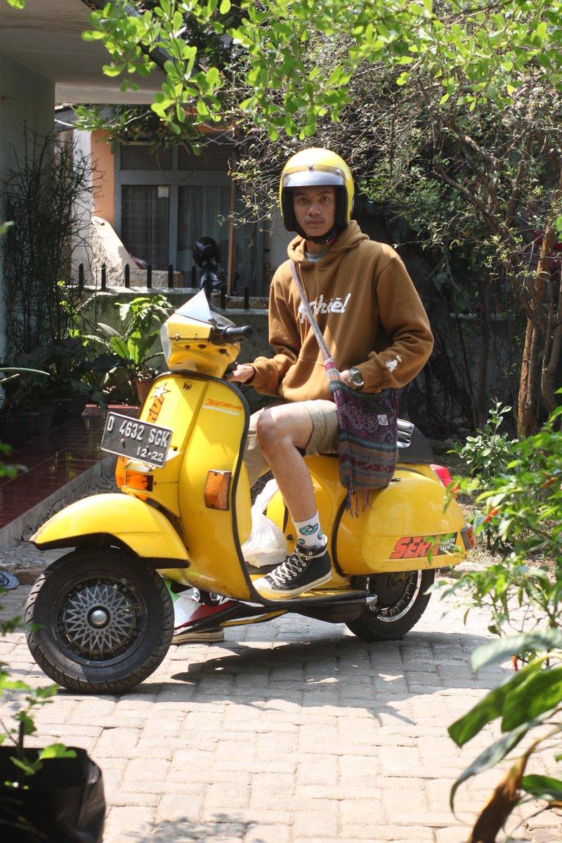 Replying to @blewingpeople: @radenrauf Kalo riding selalu sendiri, mau nyari disini moga aja ada yg mau nemenin #Lovestory