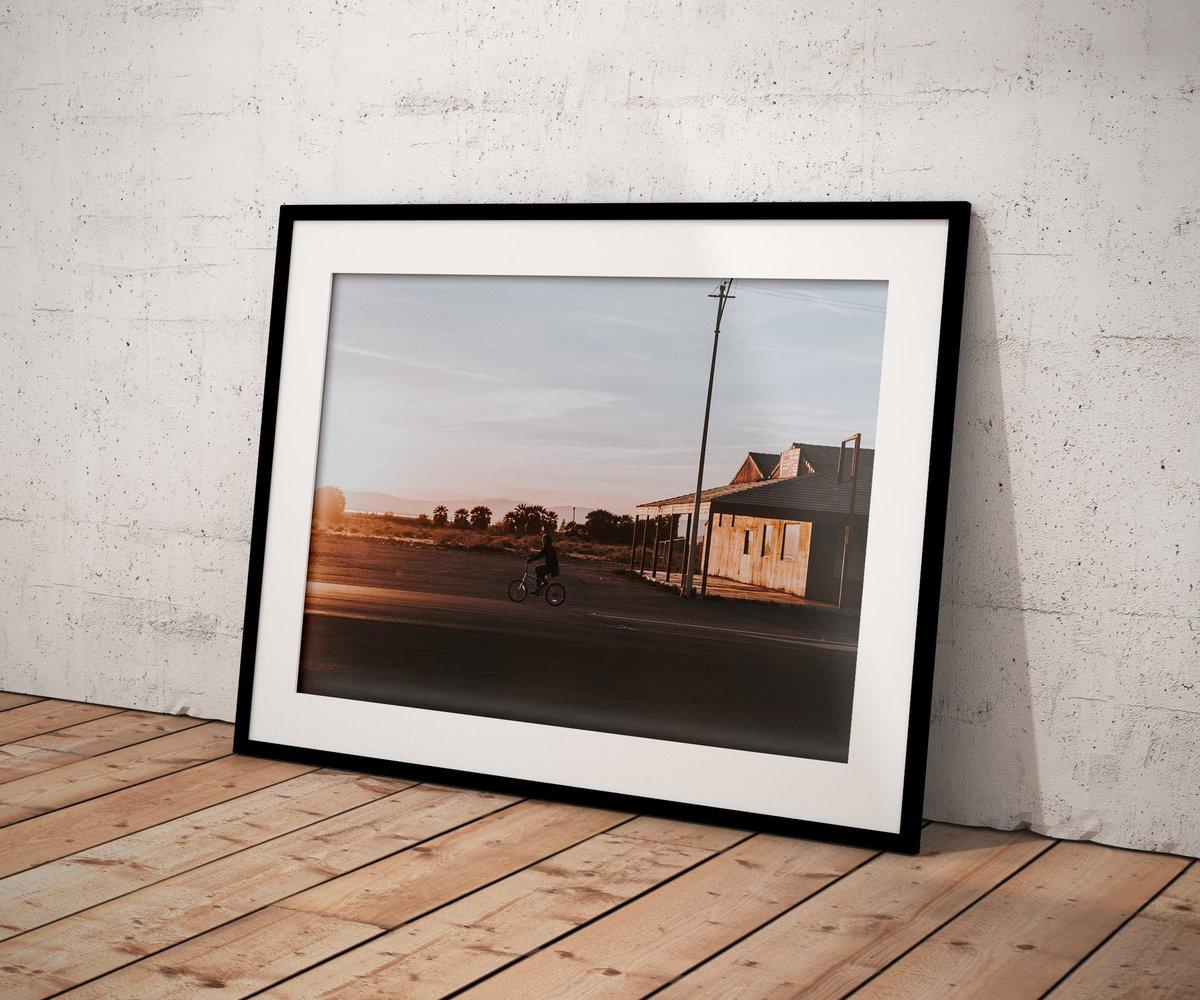 Slab City, photo taken outside Salton Sea, California. DM for print shop details. #photography #printshop
