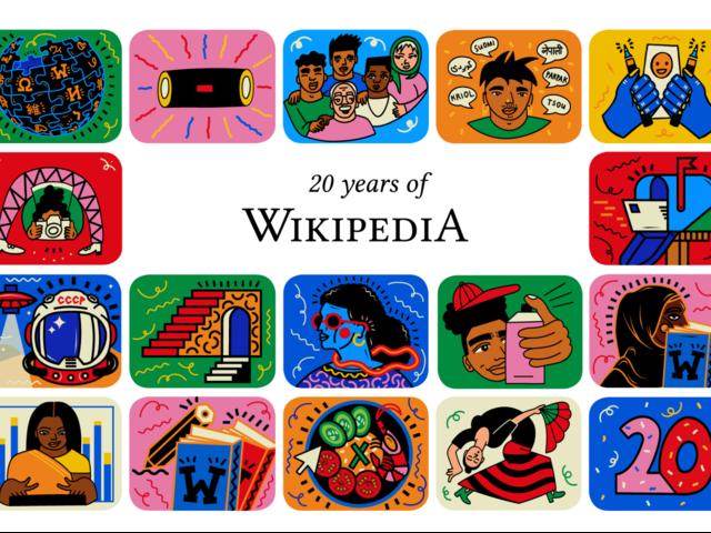 Wikipedia誕生して20年も経つのか2001年1月15日開設なのだとか(これもWikipediaさんに書いてあった)20周年を迎えたWikipedia--「ポスト真実」の時代に価値を再認識