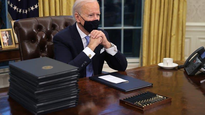 États-Unis: Joe Biden fait supprimer du bureau ovale le bouton à Coca Light de Donald Trump https://t.co/Ri89gSO8JJ https://t.co/gB2FonfYsf