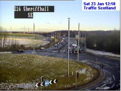 test Twitter Media - NEW❗️ ⌚️12:15  Traffic coping well in the East this morning, Here are a few images from our cameras on the #A1 #A68 and #A720   @SETrunkRoads #DriveSafe #TakeCare https://t.co/Jl1QLjriz5