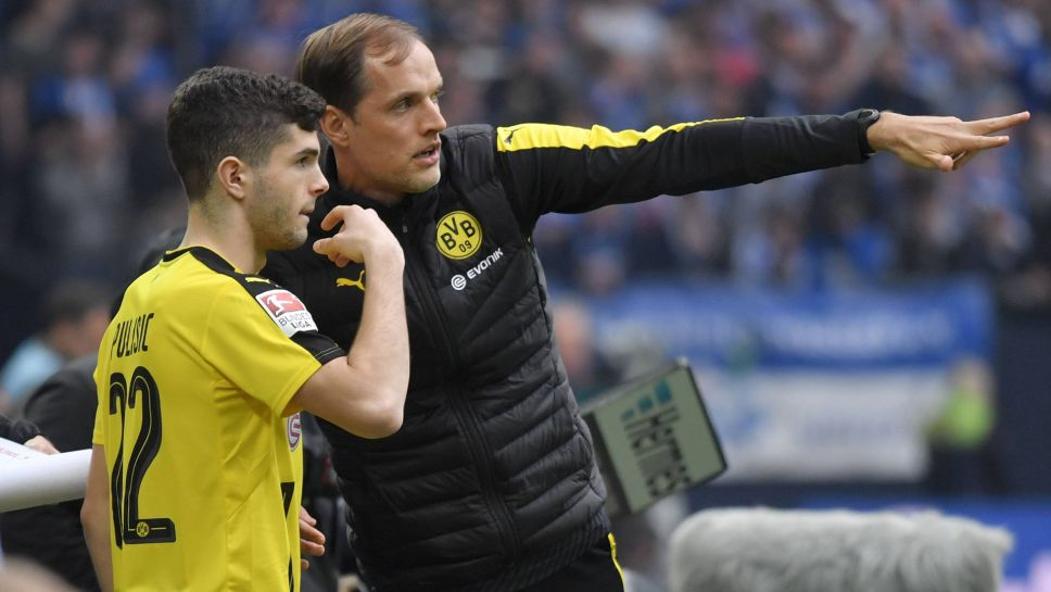 Replying to @90minchelsea: Thomas Tuchel Tactical Analysis  [A Thread]