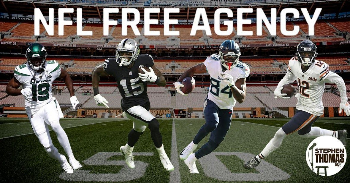 ICYMI Cleveland Browns offseason: Early look at some potential Free Agent Wide Receivers, on The OBR. #Browns #NFL #NFLFreeAgency #Cleveland #WeWantMore