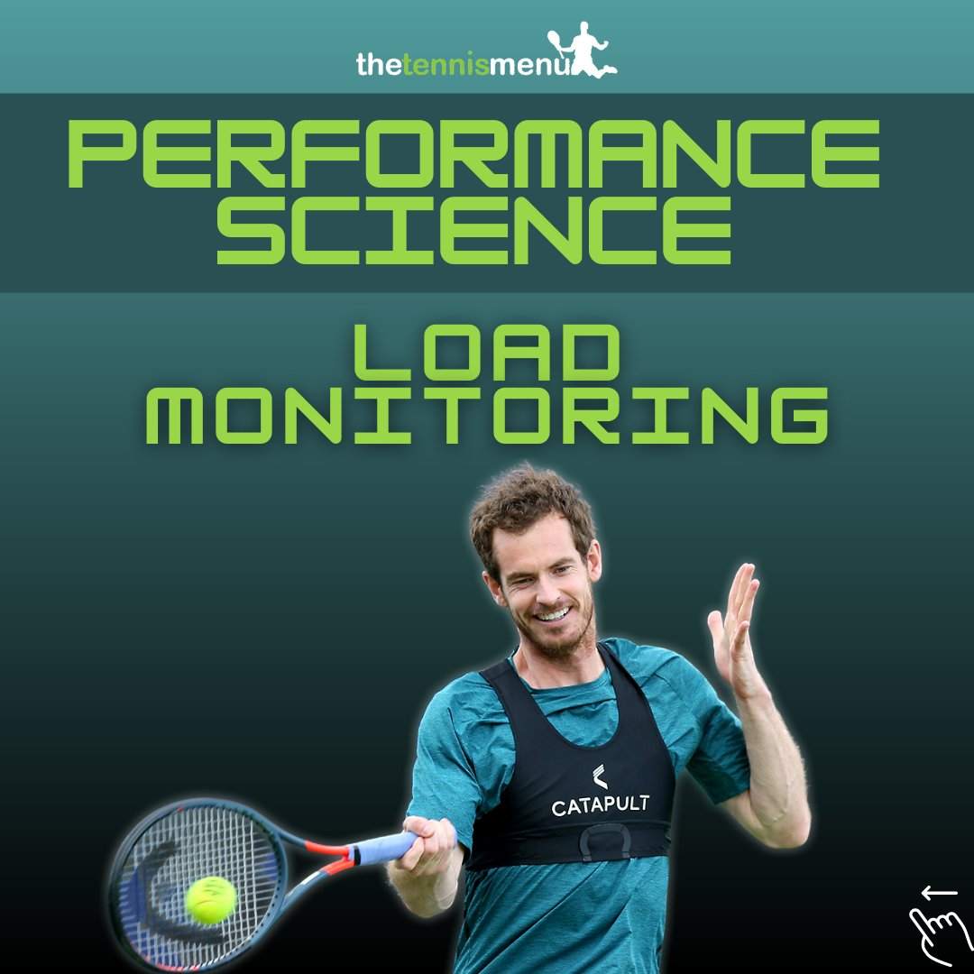Monitoring an athlete's training load is crucial in any program. Check out some of the ways in which this can be measured and tracked!   #tennispro #tennis #tennis🎾  #tenniscourt #tennislife #tennisplayer #tennisball #tennistime #tennisplayers #tenniscoach #performance #training https://t.co/RjNhEPNpMp