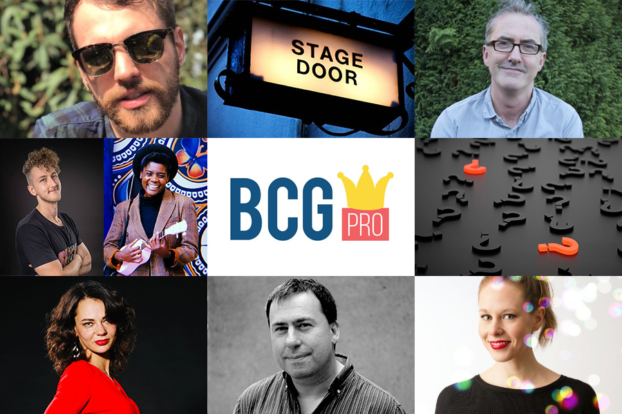 Newsletter for writers, performers and producers. Features opportunities and insight: