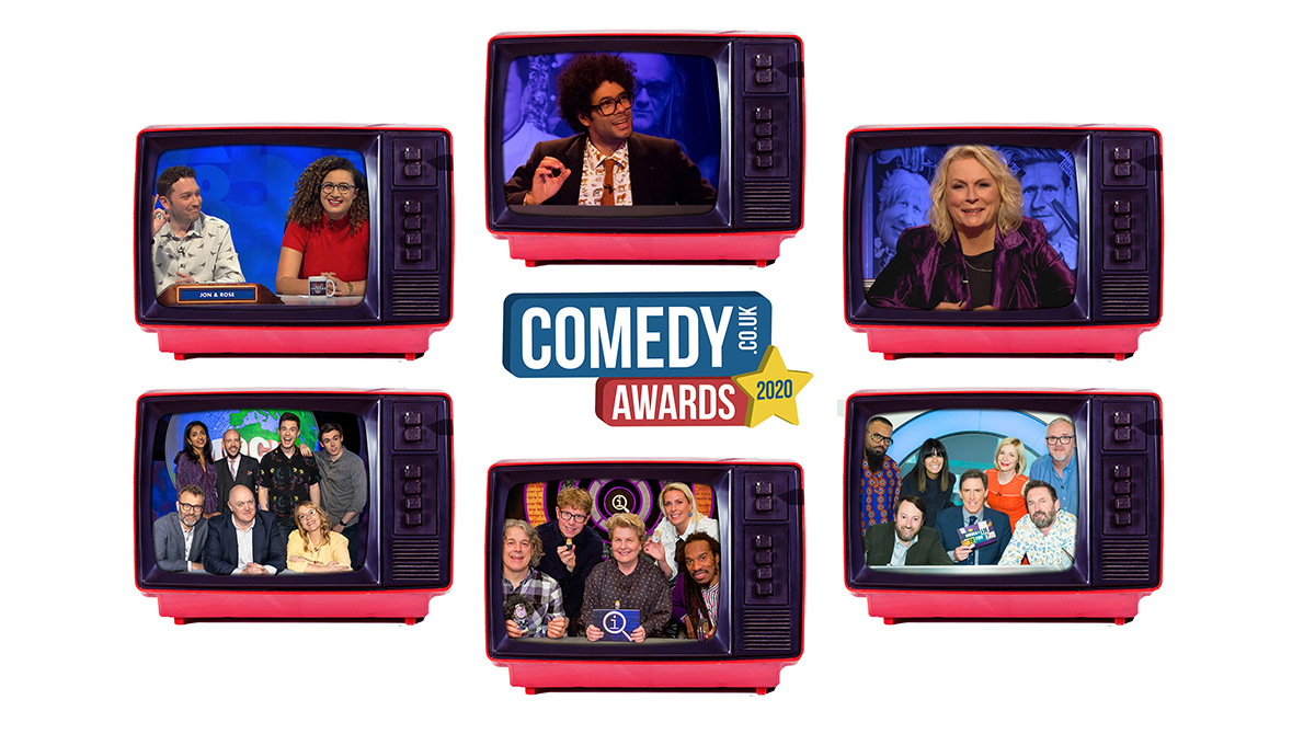 The TV panel show category in our awards is always fiercely contested. Which of the six shortlisted formats will win this year? Vote here before Monday: