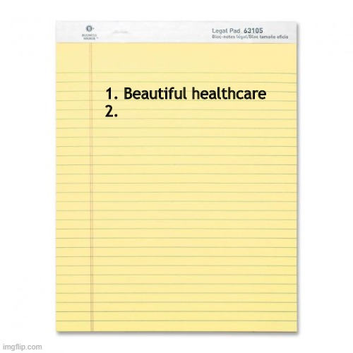 #TrumpsNoteToBidenSaid I left my notes for my healthcare plan in the desk in case you need them.