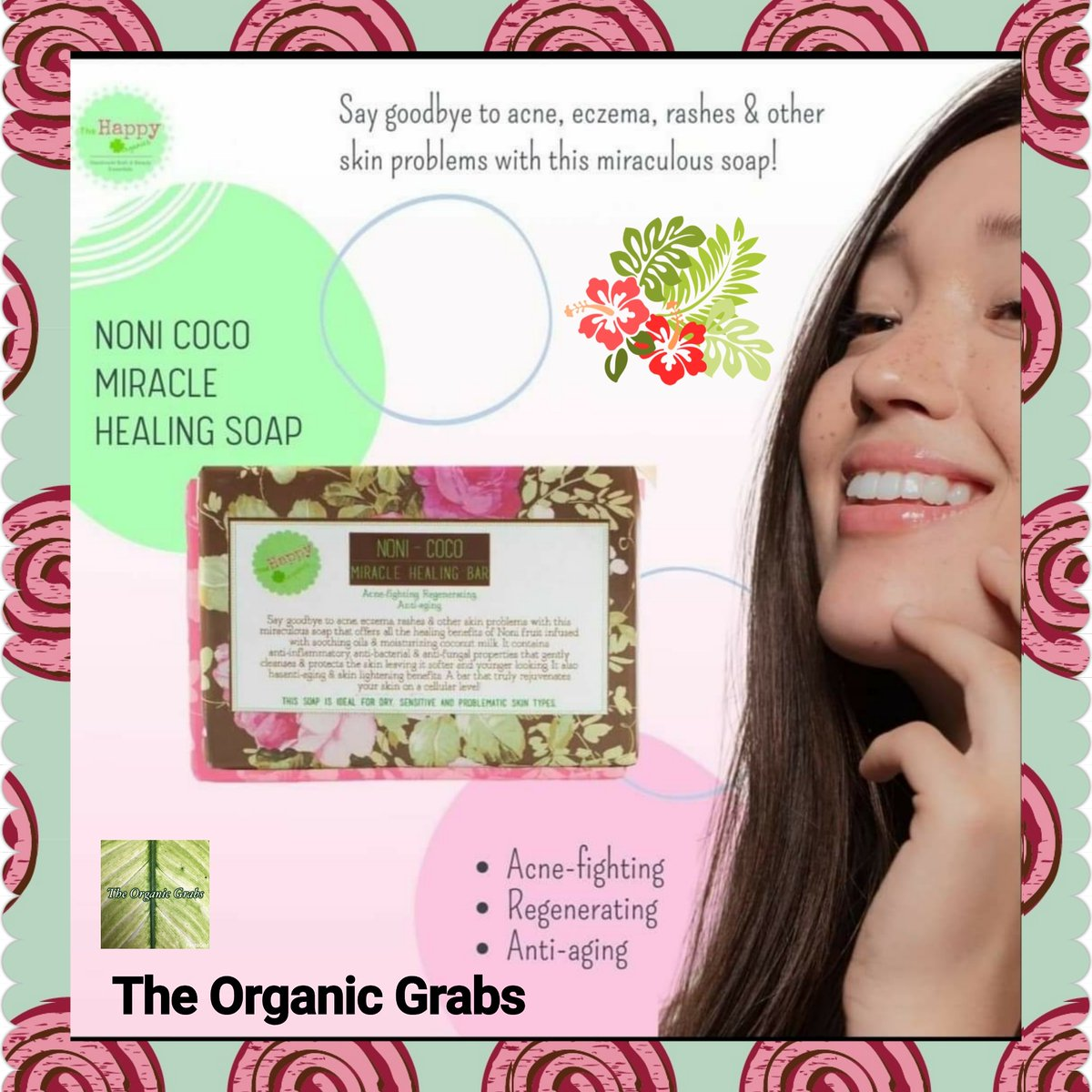 For those interested you may DM me here. You may visit the FB page and IG Account for other products #theorganicgrabs #thehappyorganics #repost