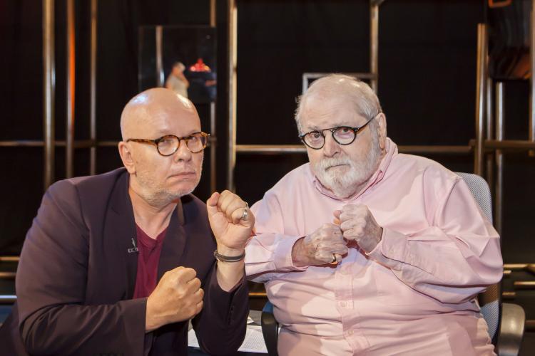 Terça, o #Provoca reapresenta mais uma das melhores edições de 2020. Desta vez, o convidado de #MarceloTas é #JôSoares, um dos maiores apresentadores e humoristas do Brasil. Ele, que também é escritor, dramaturgo, diretor fala abertamente sobre... Confira👇🏻