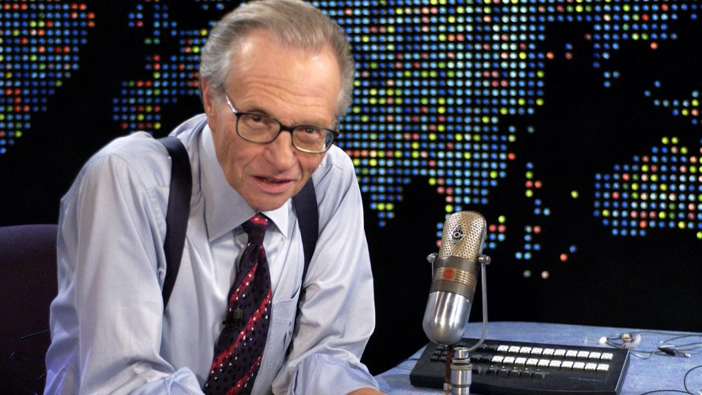 SiriusXM remembers the life and legacy of broadcasting icon Larry King.