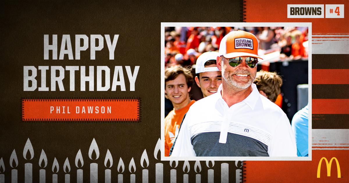 RT to wish @phil_dawson_4 a Happy Birthday!!! 🥳