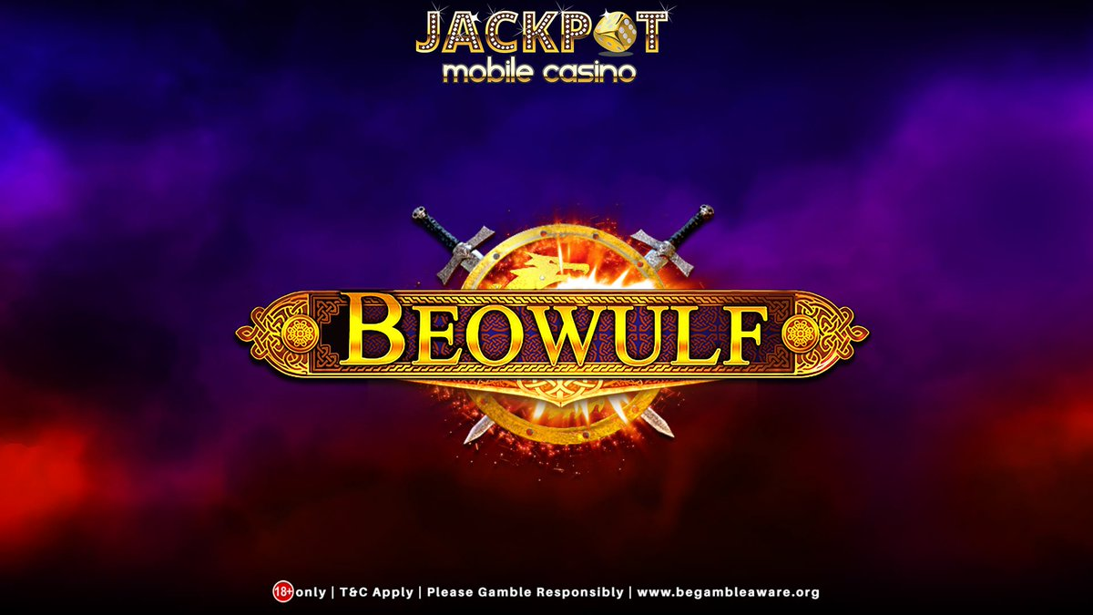 Avail £5 bonus by making an easy sign up at Jackpot Mobile Casino, play Beowulf online casino #slot game and see if you can win big #jackpotmobilecasino https://t.co/7nxIFzigIL