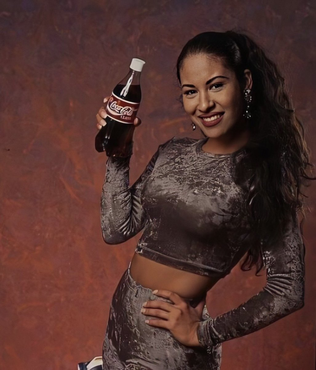 Selena for Coca Cola, 1994