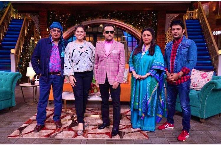 #TheKapilSharmaShow Wow maind blowing Episode  tonight  Episode superb! 😍😍😍🤗🤗🤗  @GulshanGroverGG sir #ranjeet ji nad #bindu ji Thank You 😊 @KapilSharmaK9 @Krushna_KAS @haanjichandan @almostbharat @bharti_lalli @sumona24